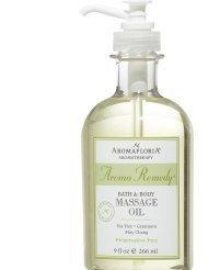Aromafloria Aroma Remedy Bath Oils