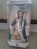 Collectible Memories Porcelain Doll - Samantha
