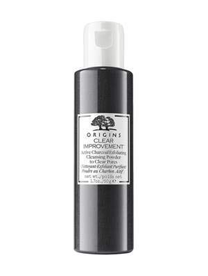 ORIGINS Clear Improvement Active Charcoal exfoliating powder to clear pores 50 g.
