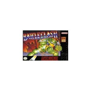 Battle Clash - Nintendo Super NES
