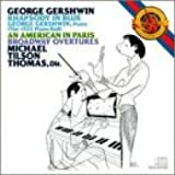 Rhapsody in Blue: An American in Paris, Broadway Overtures, Gershwin Piano Roll