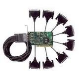 (DIGI INTERNATIONAL 76000529 ACCELEPORT XP AND NEO 8PORT DB9M STRAIGHT FAN OUT CABLE)