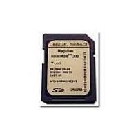 Southeast Microsd (Magellan RM300 Southeast North America Street Map microSD Card)