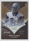 Martellus Bennett  5 135  Football Card  2008 Upper Deck Icons    Base    Rookie Autographs Rainbow  Autographed   169