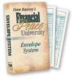 Dave Ramsey's Financial Peace University Envelope System