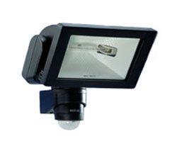 Steinel HS150B - 150 Watt Halogen Motion Sensor, Black