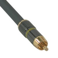 (C2G 29716 SonicWave RCA Composite Video Cable, Black (100 Feet, 30.48)