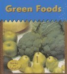 Green Foods, Patricia Whitehouse, 1588105350