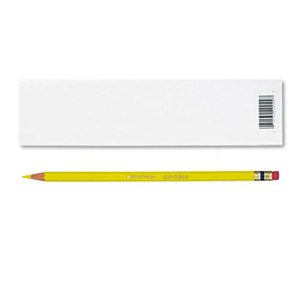 Prismacolor Col-Erase Erasable Colored Pencil CANARY YELLOW Set/12 - Yellow Pencil Colored