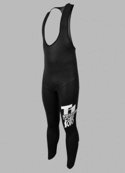 De Soto Sport T1 First Wave Triathlon Bibjohn Wetsuit - FWB2 - 2017 (Black, - Buoyant Most Wetsuit Triathlon