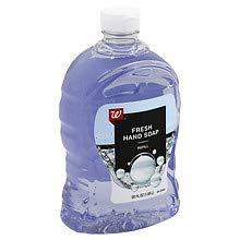 Walgreens Liquid Hand Soap Refill Clear 56 oz 1 -