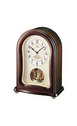 Seiko's Emblem clock #AHW467BH