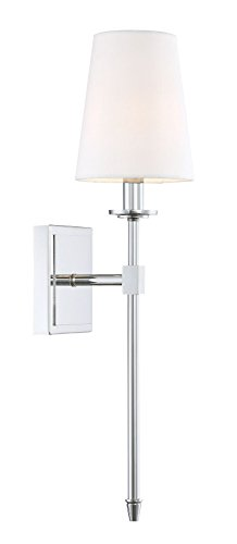 Contemporary Bathroom Sconces - Kira Home Torche 20