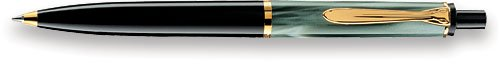 Pelikan Tradition Series 200 Green Marble GT Ballpoint Pen - - Series Pelikan 200