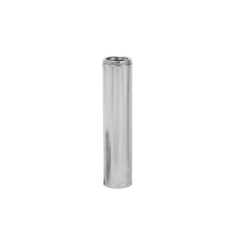 Alloy Inner Wall 304 - Copperfield 77605 6 x 6 Inch Superpro Factory-Built Chimney Length,304-alloy Inner and Outer Walls