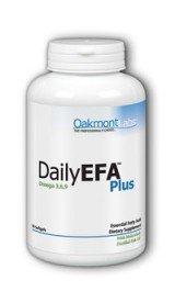 Efa 90 Gels - Oakmont Labs- Daily EFA Plus 90 gels by Oakmont Labs
