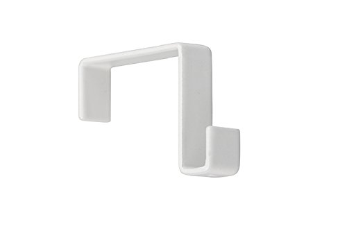 STAS panel hook white 31 mm by Stas Picture Hanging Systems