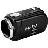Vivitar DVR910 8.1MP 720P High-Definition Digital Video Camera