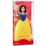Disney Princess Snow White Doll -- 12'' - Snow White Deluxe Outfit
