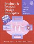 Process Design Principles, Seider, 0471379565