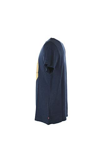 Levi's 2018 Inverno T 2657200420 Xl 19 Blu shirt Uomo Autunno vTr8vq