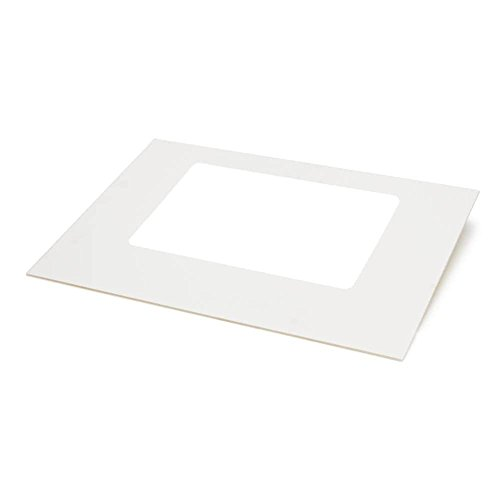 Whirlpool W10118456 Glass Door Outer