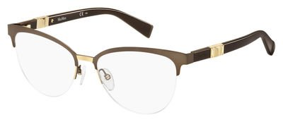 - MARC JACOBS EYEGLASSES MJ 038 0AKU PINK BROWN