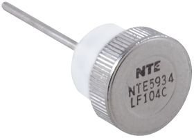 """NTE Electronics NTE5934 Industrial Rectifier, Ultra High Power, Heavy Duty, 0.5"""" Press Fit, Cathode Case, 75 Amp Current Rating, 400V"""