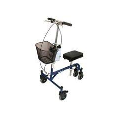 Amazon.com: rolleraid andador de rodilla con giratorio ...