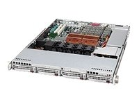 SuperChassis SC815TQ-560CB Rackmount Enclosure by Supermicro