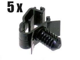 BMW e46 e53 e85 e83 e65 e39 Cable Wire Holder Clip x5 e36.7 e66 e86 z8