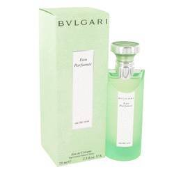 Eau Parfumee Au the Vert (Green Tea) by Bvlgari, 2.5 oz Eau De Cologne Spray, UNISEX. (Bulgari) ()