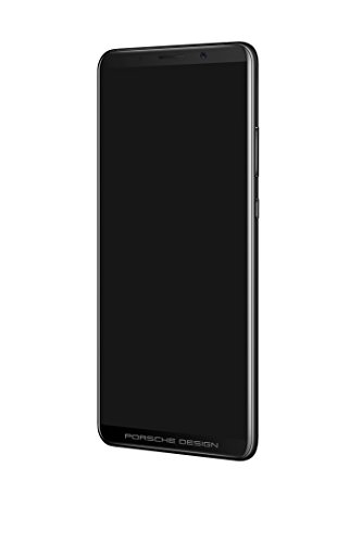 Huawei Mate 10 Porsche Design Dual SIM - 256GB, 6GB, 4G LTE, Diamond Black