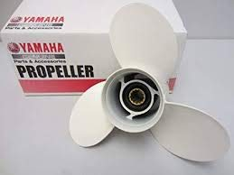 OEM Yamaha Aluminum 3 Blade Prop Propeller 13 x 19 ()