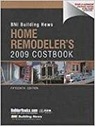 Home Remodeler's 2009 Costbook, 15th Edition