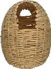Vo-Toys Bamboo Finch Giant Nest 6x6in