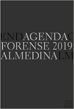 Agenda Forense 2019 Bolso (Preto) (Portuguese Edition ...