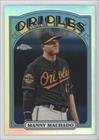 Manny Machado (Baseball Card) 2013 Topps Chrome - 1972 Topps Chrome (Topps Chrome Insert)