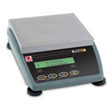 Bench Compact Washdown - Ohaus Ranger RD6RSW Washdown Compact Bench Scales, 13.22 lb/211.640 oz/6 kg/6000gm/0.006t Capacity