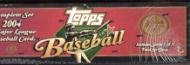 (2004 Topps Baseball Factory Set Complete Series I & II 732 Cards )