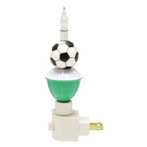 Roman 48914 - 6.25'' Soccer Ball Bubble Light Night Light by Roman