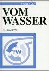 Vom Wasser 1998, VCH Staff, 3527296115