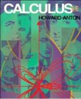 Calculus late transcendentals single variable howard anton irl c calculus with analytic geometry fandeluxe Gallery