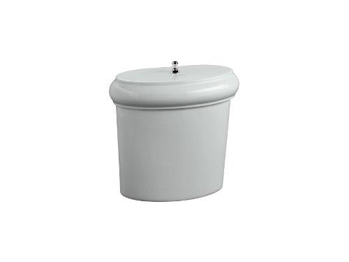 (Kohler K-3613-95 Revival Toilet Tank, Less Trim, Ice Grey )