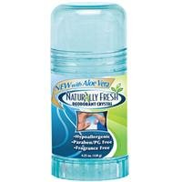 Naturally Fresh, Deodorant Crystal, Blue Bottle, 4.25 oz (120 g)