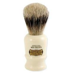 Special S1 Best Badger Shave Brush 90mm shave brush by Simpson - Best Shave