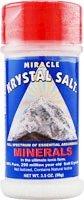 Klamath Blue-Green Algae Miracle Krystal Salt, Shaker 3.5...