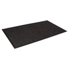 Super-Soaker Wiper Mat W/gripper Bottom, Polypropyl, 34 X 119, Charcoal By: Crown - Crown Super Soaker Wiper Mat