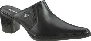 e0e6e4aeb7c5 Image Unavailable. Image not available for. Colour  Harley-Davidson New  83243 Nico Black Slip on Casual Dress Shoes Women ...