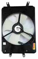 TYC 610620 Honda/Acura Replacement Condenser Cooling Fan Assembly
